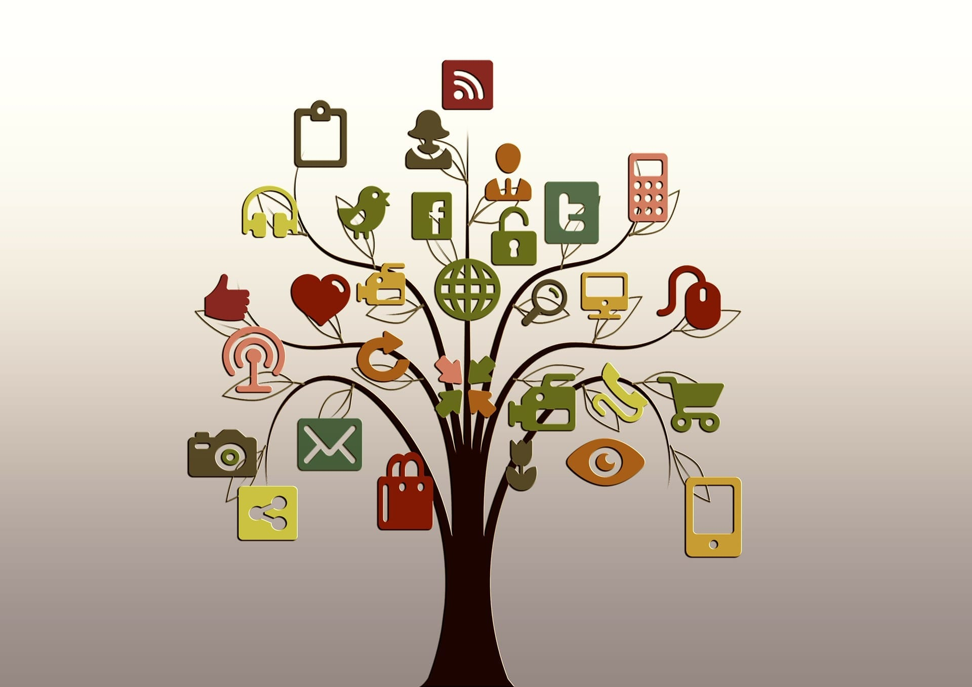 facebook tree